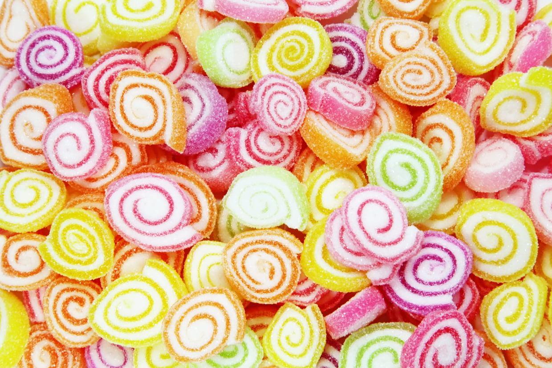 Coloriage Bonbon Et Sucreries À Imprimer Sur Hugolescargot concernant Coloriage Bonbons