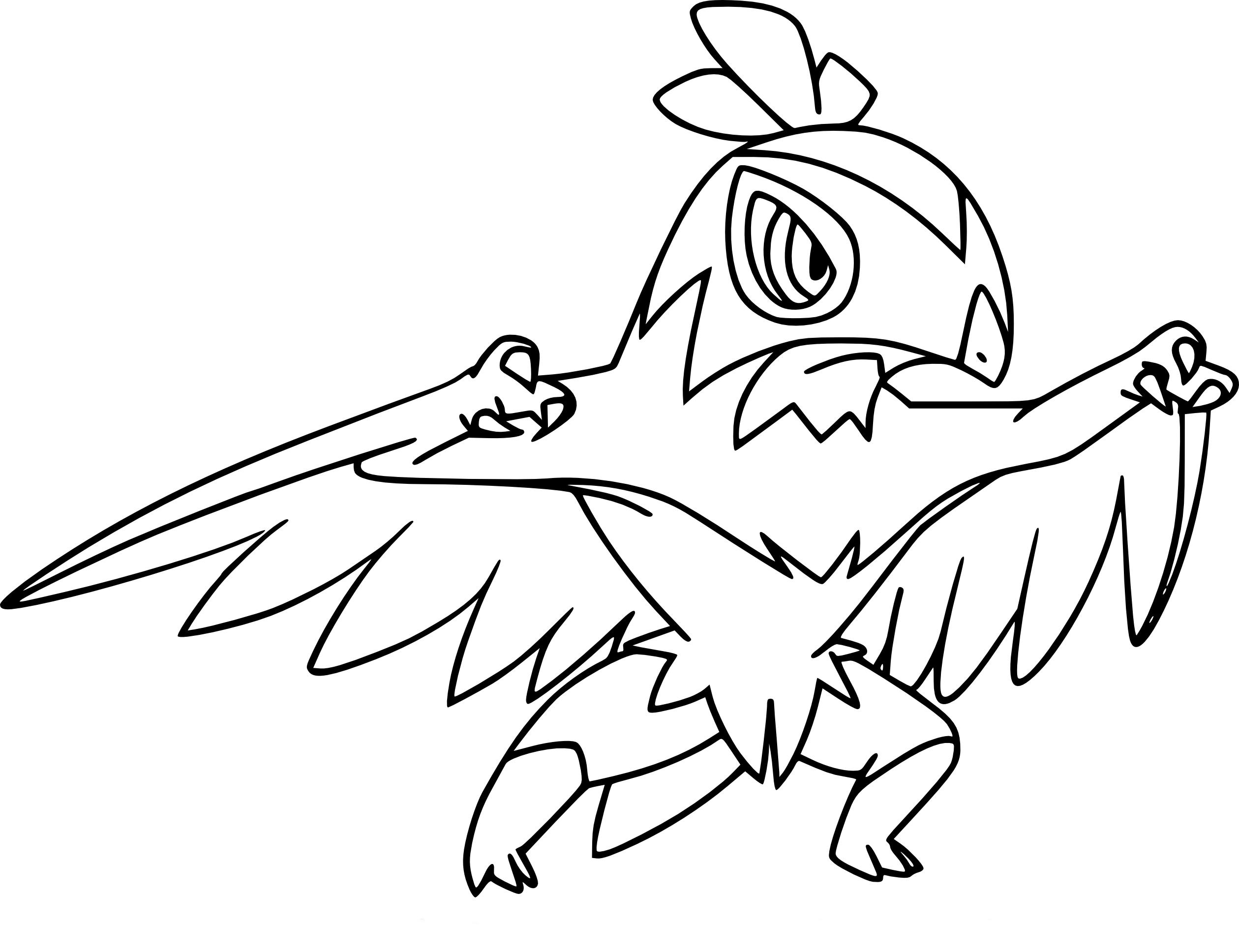 Coloriage Brutalibré Pokemon À Imprimer pour Coloriag Pokemon