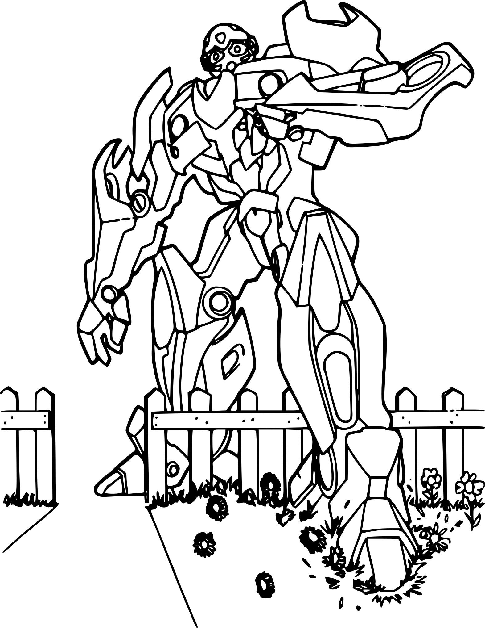 Coloriage Bumblebee A Imprimer - Ohbq dedans Coloriage À Imprimer Transformers