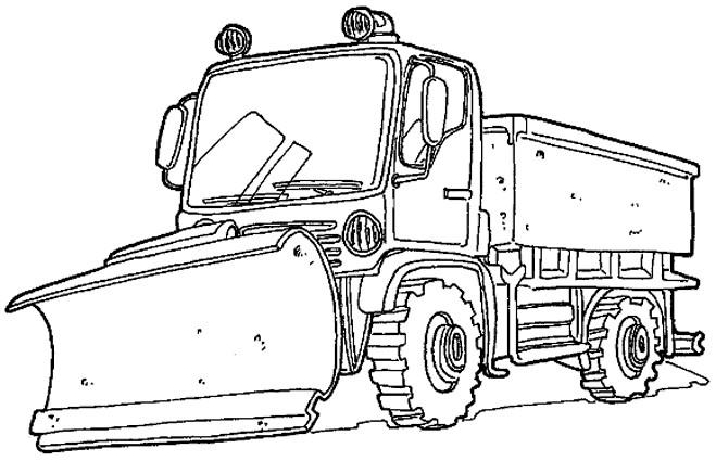 Coloriage Camion De Chantier Dessin Gratuit À Imprimer avec Coloriage Camion À Imprimer