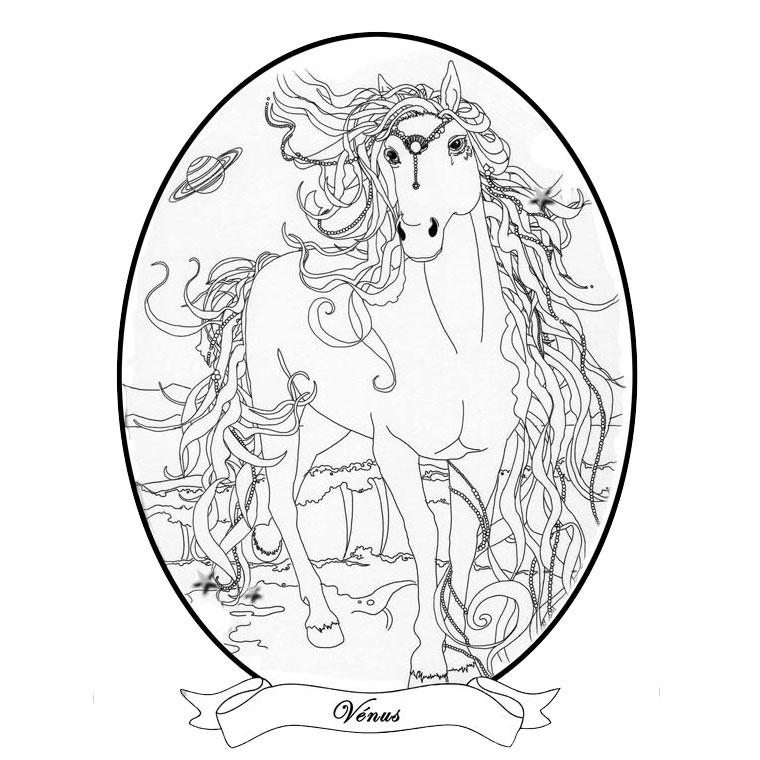 Coloriage Cheval Dressage dedans Coloriage À Imprimer De Cheval