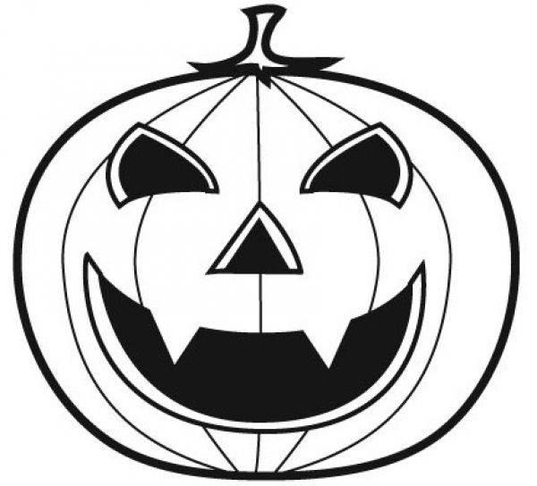 Coloriage Citrouille D'Halloween Vampire Dessin Gratuit À dedans Dessin Citrouille A Imprimer