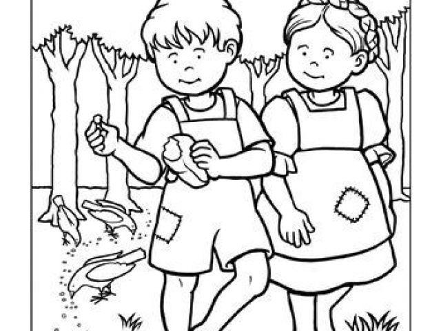 Coloriage Conte Hansel Et Gretel 8 Best 319 Hansel tout Coloriage Hansel Et Gretel