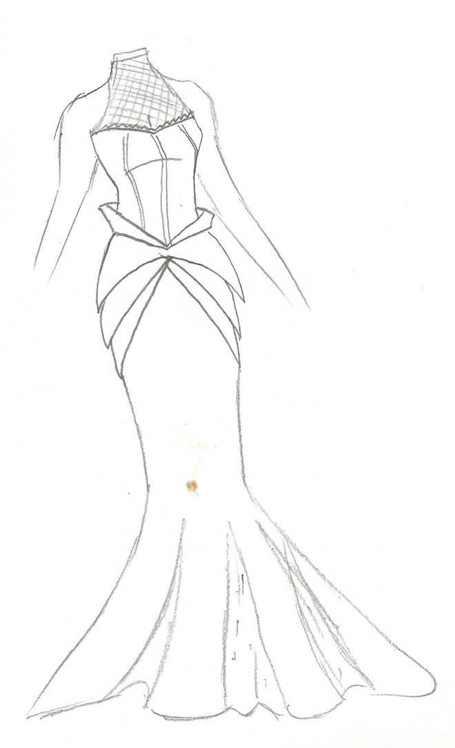 Coloriage Croquis Mannequin Pour Création Vestimre concernant Coloriage Top Model À Imprimer