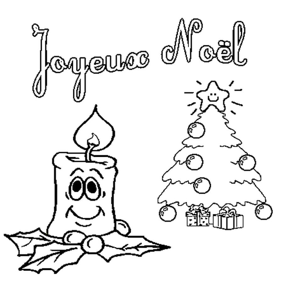 Coloriage De Joyeux Noël En Ligne Gratuit À Imprimer serapportantà Coloriage Père Noel Gratuit À Imprimer