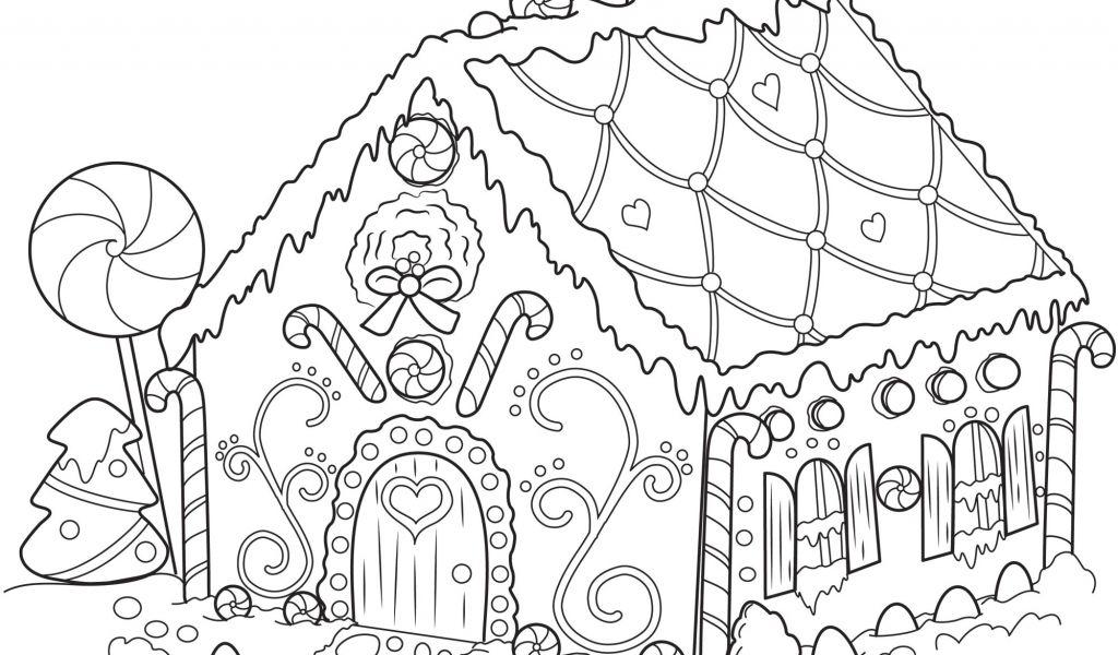 Coloriage De La Maison D Hansel Et Gretel Coloriage Hansel destiné Coloriage Hansel Et Gretel