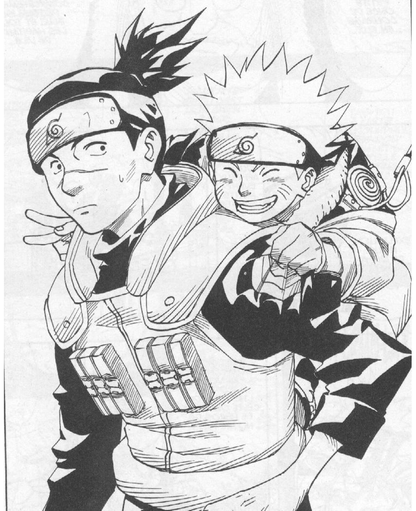 Coloriage De Naruto Shippuden A Imprimer intérieur Dessin De Shino Shippuden En Couleur