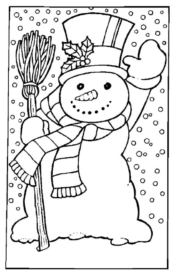 Coloriage De Noel A Imprimer | Coloriage Noel, Coloriage intérieur Image De Dessin De Noel