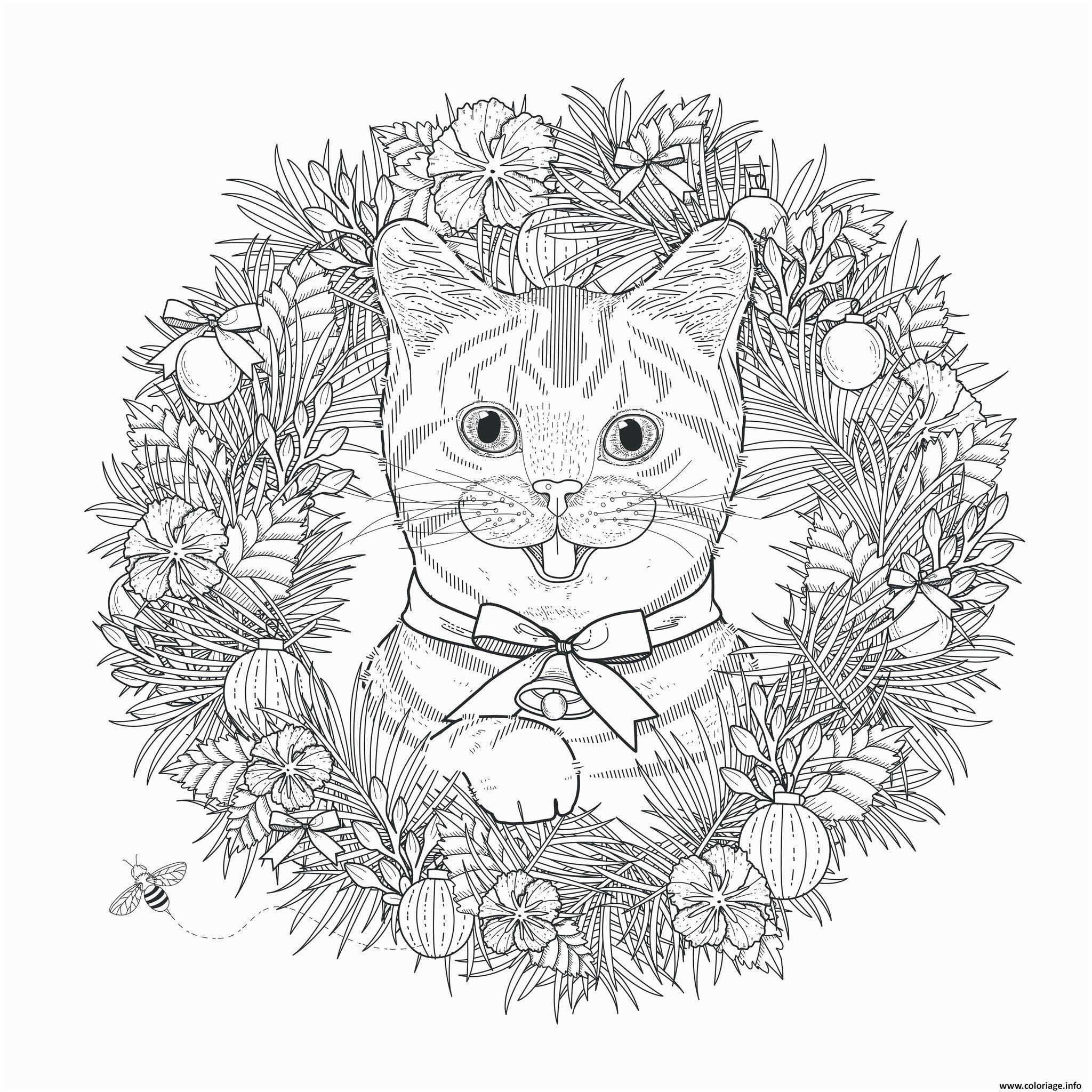 Coloriage De Noel Format A4 Imprimer Mandala Animaux pour Mandala Animaux À Imprimer Gratuit