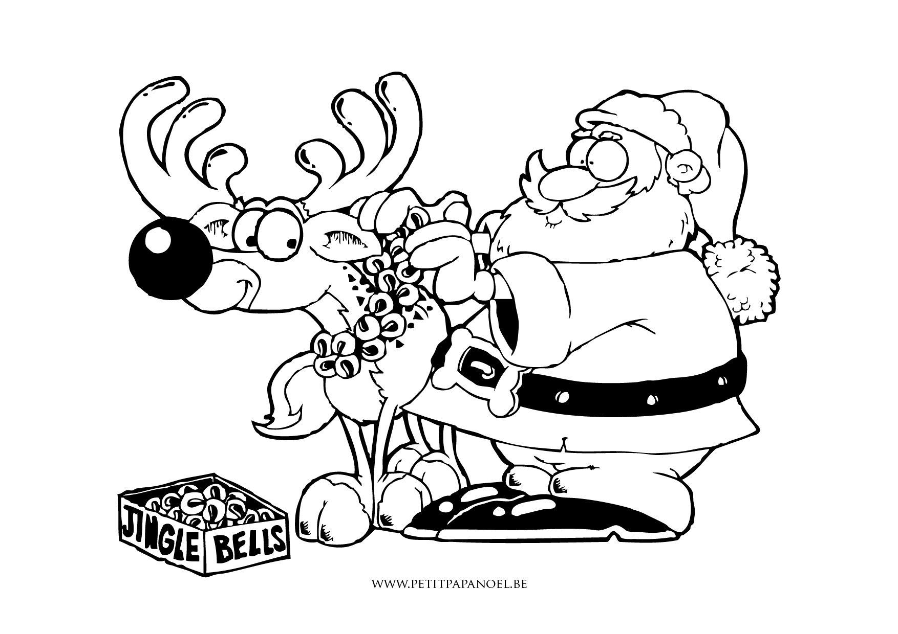 Coloriage De Noel Pour Tout Petit | Imprimer Et Obtenir serapportantà Dessin De Noel A Imprimer Gratuit