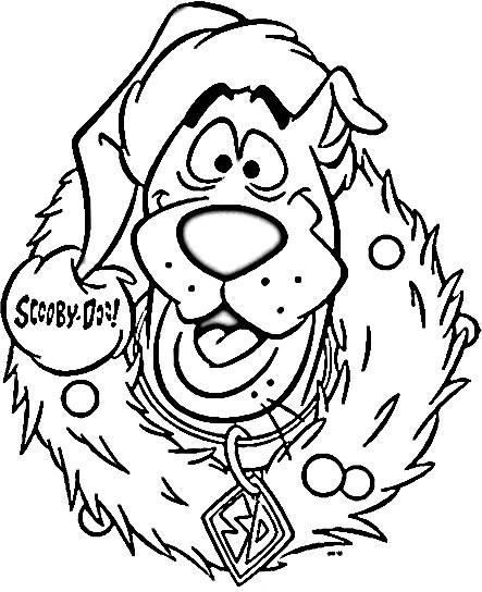 Coloriage De Scooby Doo A Colorier avec Coloriage Scooby Doo