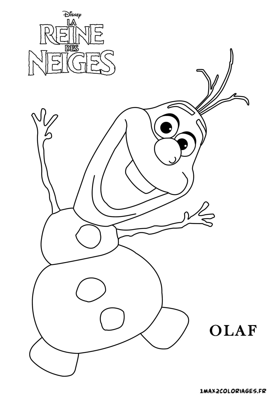 Coloriage Des Personnages Disney La Reine Des Neiges avec Dessin À Imprimer La Reine Des Neiges