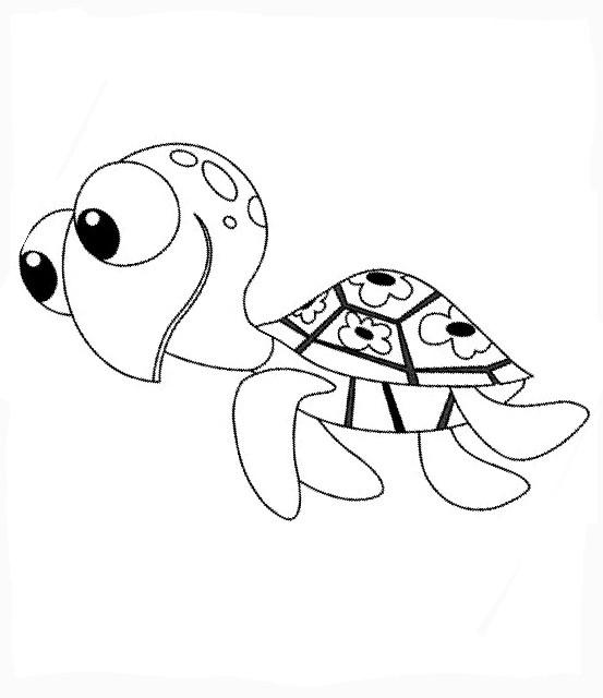 Coloriage Dessin Animé Nemo Dessin Gratuit À Imprimer encequiconcerne Coloriage Nemo A Imprimer Gratuit