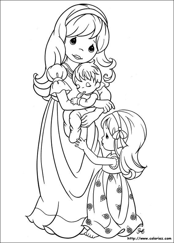 Coloriage Dessin Pour Maman Dessin Gratuit À Imprimer pour Dessin Pour Les Maman