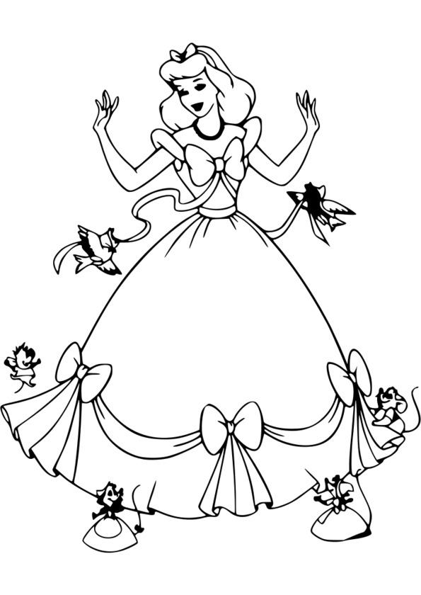 Coloriage Disney Gratuit A Colorier encequiconcerne Coloriage Blanche Neige A Imprimer Gratuit