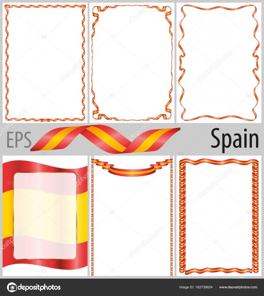 Coloriage Drapeau Espagne - Ohbq tout Drapeau Espagnol A Imprimer