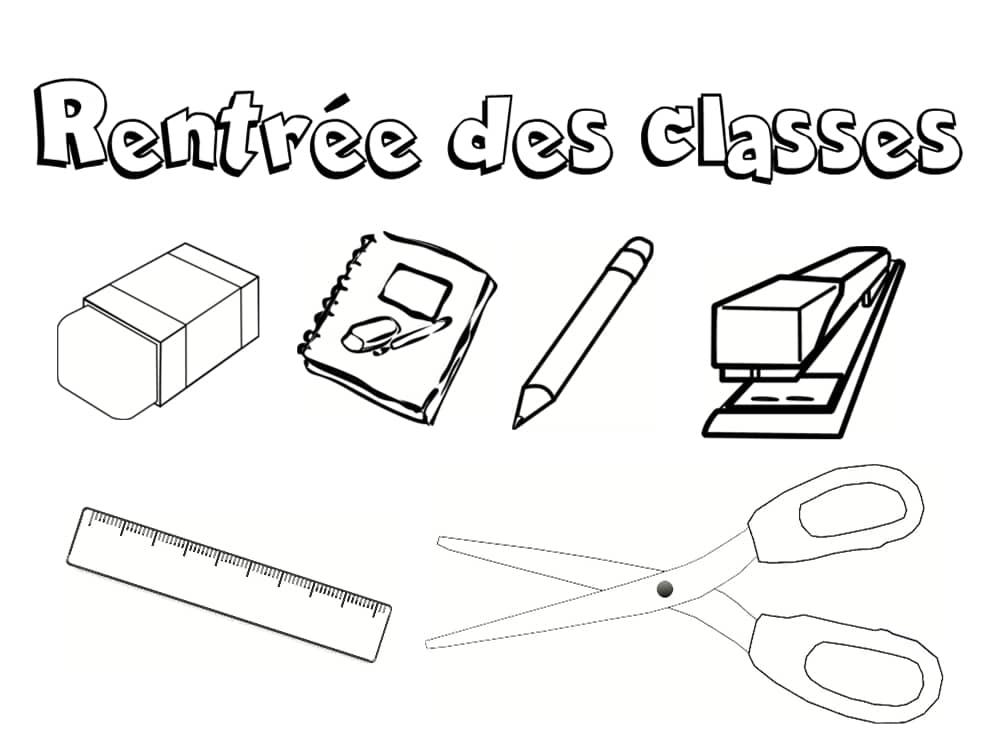 Coloriage École : 25 Modèles À Imprimer serapportantà Coloriage D Une École