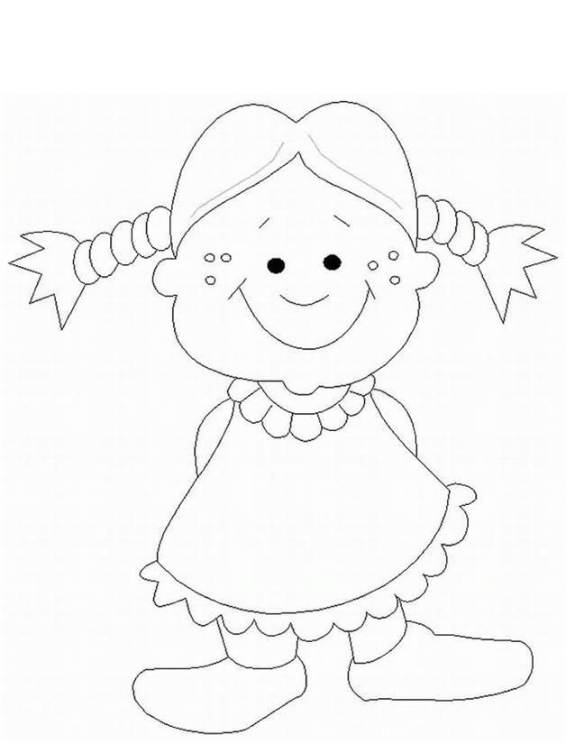 Coloriage Enfant À Imprimer Gratuitement dedans Colorage Enfant