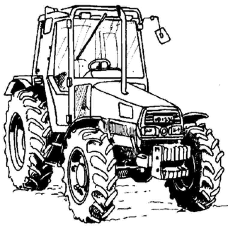 Coloriage Engins De Chantier Camion Grue - Jobstips concernant Coloriage Camion Grue