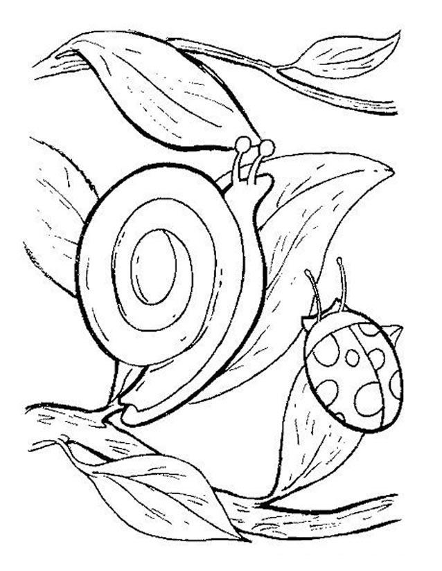 Coloriage Escargot À Imprimer Gratuitement serapportantà Photo Escargot A Imprimer
