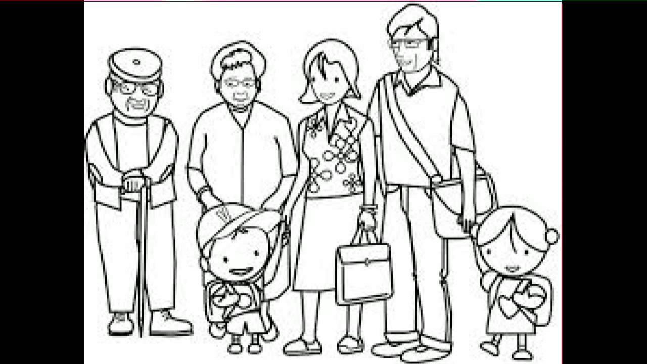Coloriage Famille - tout Coloriage Guepard Et Dessin Imprimer