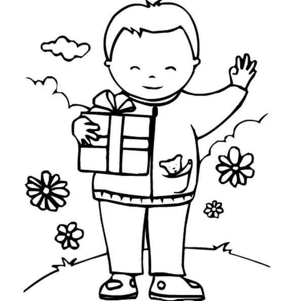 Coloriage Fête Des Pères En Ligne Gratuit À Imprimer dedans Fete Des Peres Dessin