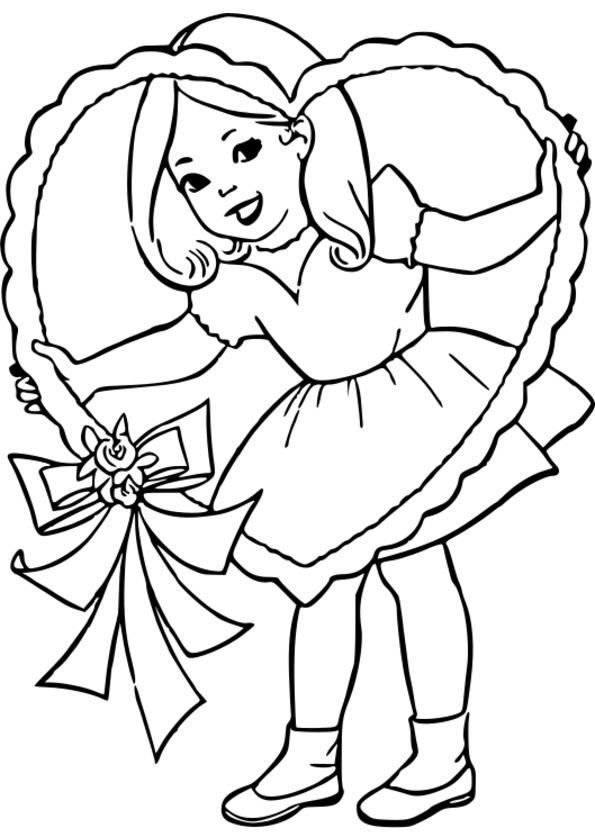 Coloriage Fille Hello Kitty Gratuit avec Coloriage À Imprimer Pour Fille