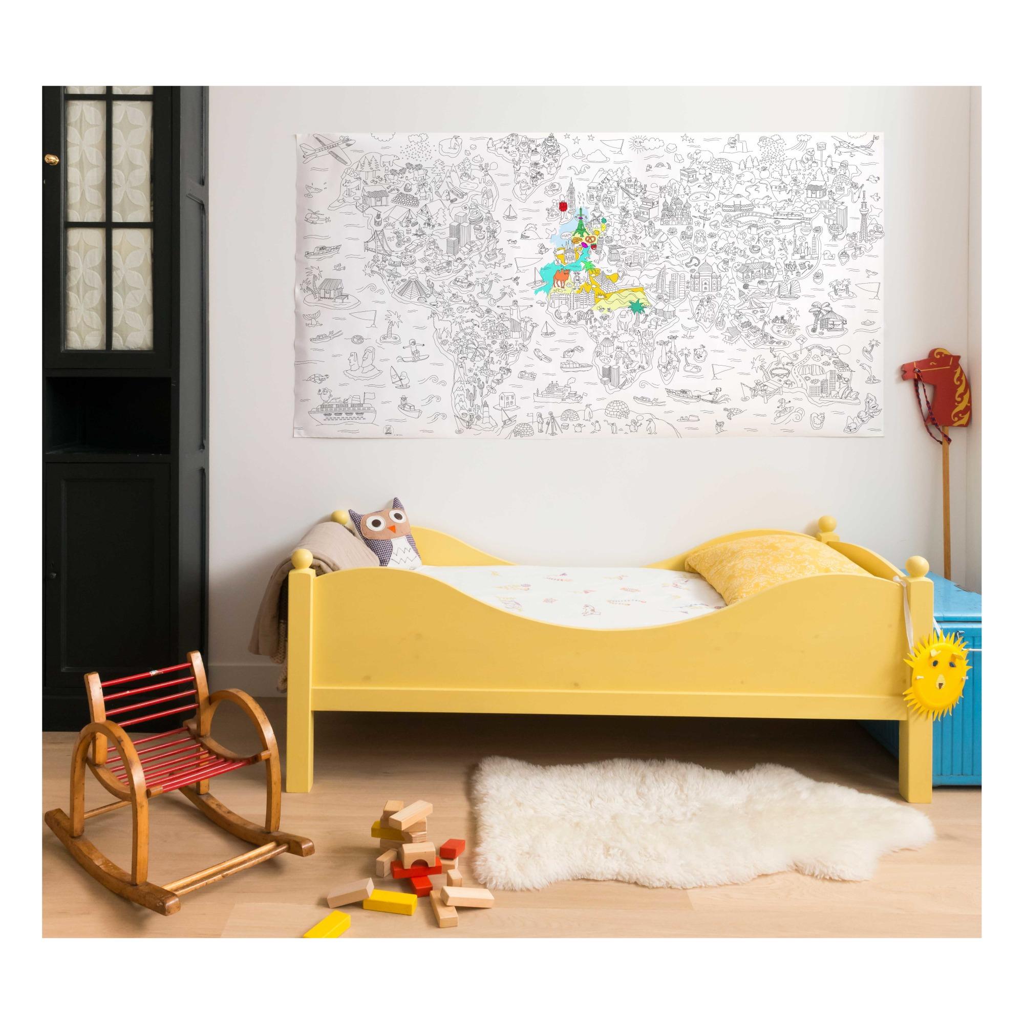 Coloriage Géant Atlas Omy Jouet Et Loisir Enfant à Omy Coloriage Geant