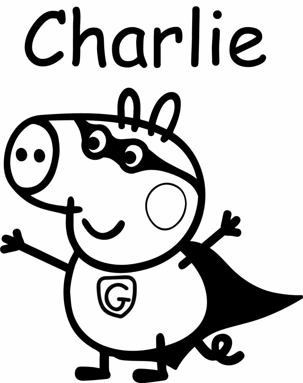 Coloriage Gratuit A Imprimer Peppa Pig – 123Coloriage dedans Jeux Peppa Pig Gratuit