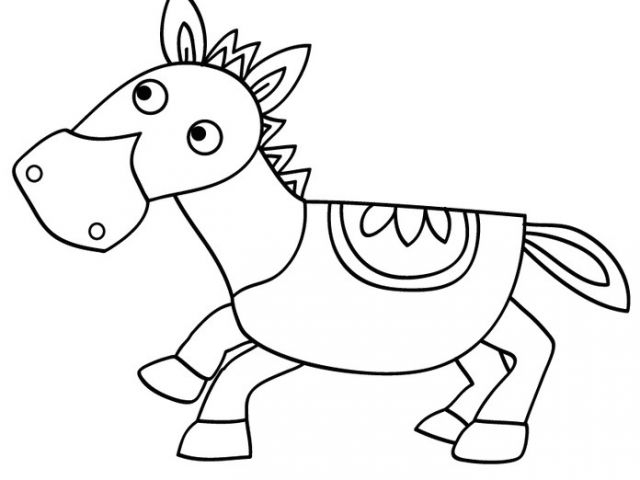 Coloriage Gulli Fr Coloriages Animaux Chevaux Cheval concernant Gulli Fr Coloriage