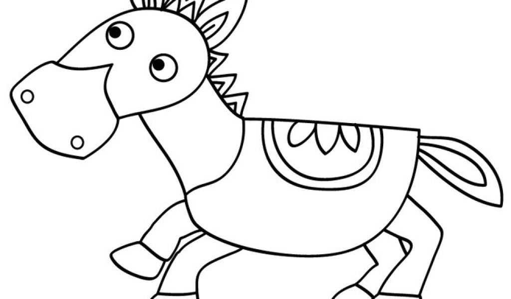 Coloriage Gulli Fr Coloriages Animaux Chevaux Cheval serapportantà Coloriage Gulli Fr