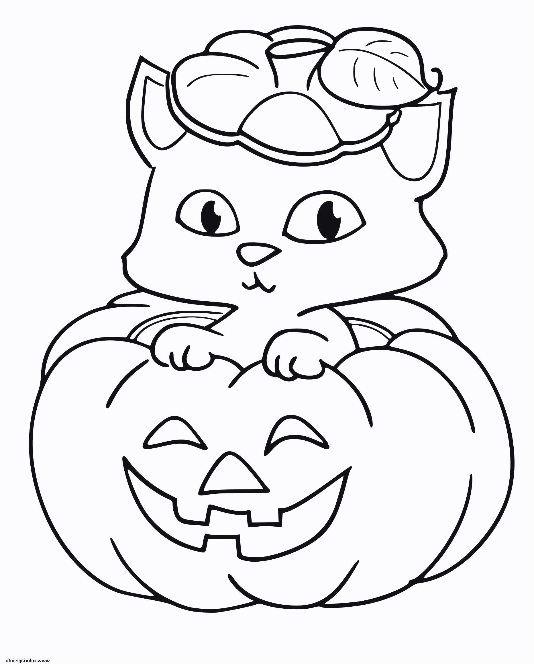 Coloriage Halloween A Imprimer Citrouille Unique Coloriage concernant Dessin Citrouille A Imprimer