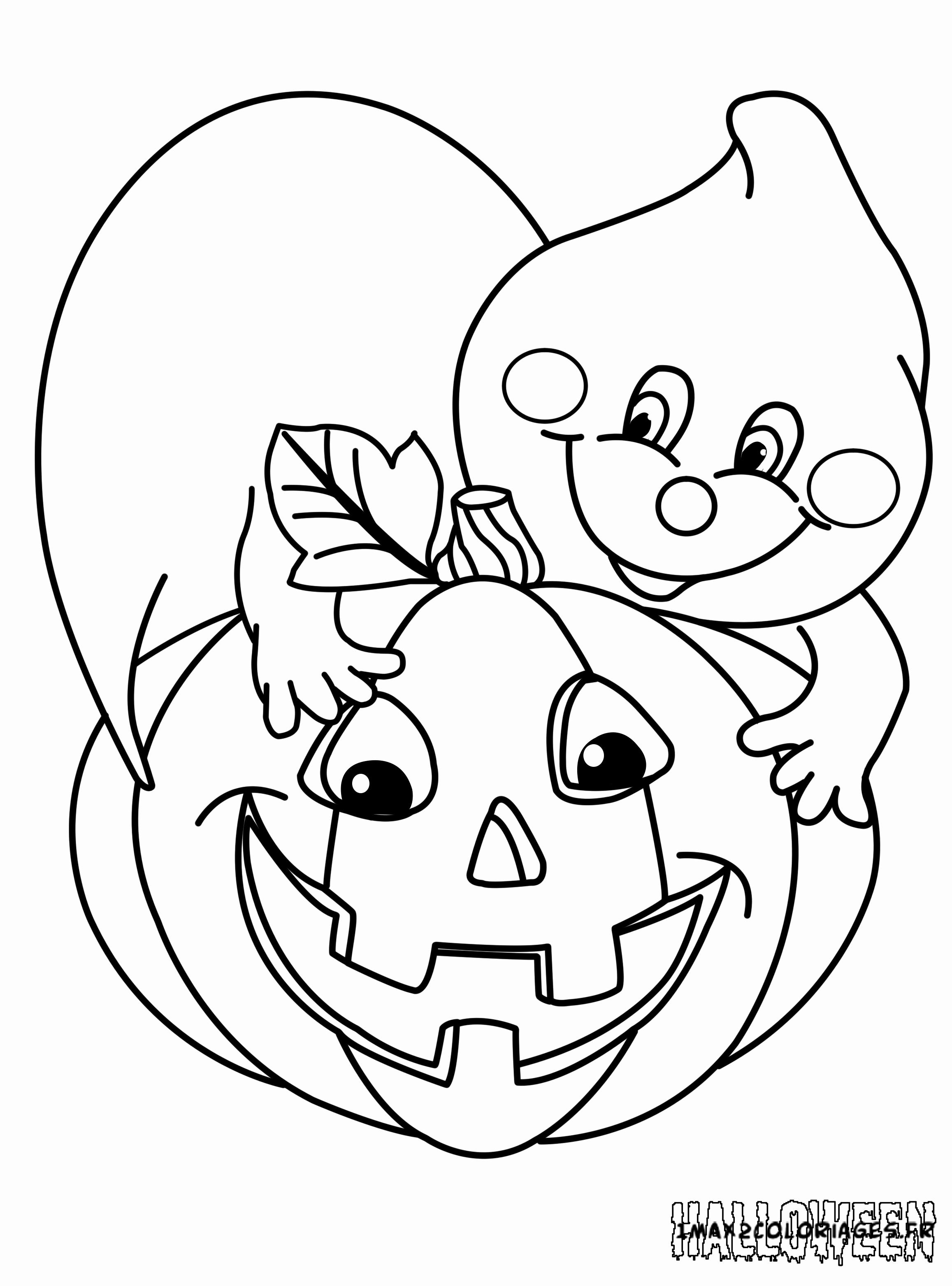 Coloriage Halloween A Imprimer Citrouille Unique dedans Dessin Citrouille A Imprimer