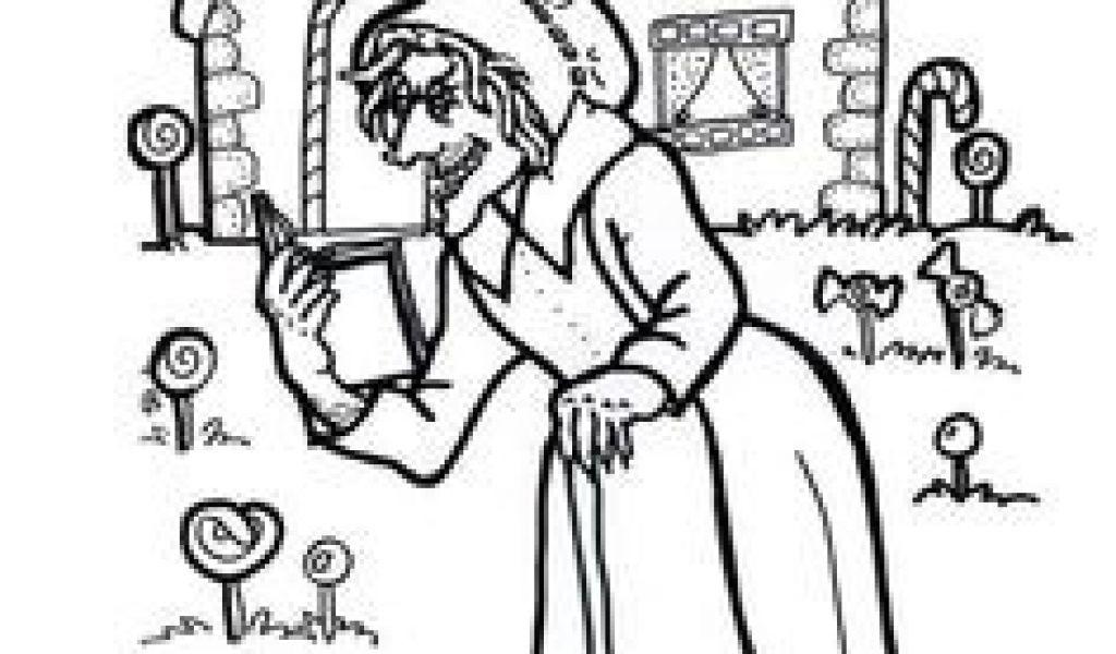 Coloriage Hansel Et Gretel Gratuit Hansel And Gretel File dedans Coloriage Hansel Et Gretel