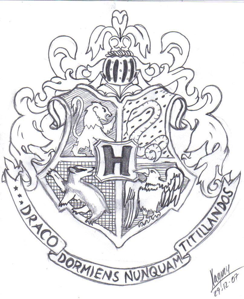 Coloriage Harry Potter 7 A Imprimer – De La Couleur dedans Coloriage Harry Potter A Imprimer