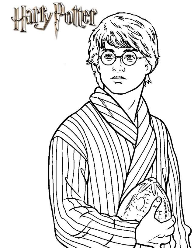 Coloriage Harry Potter À Imprimer Gratuitement encequiconcerne Coloriage Harry Potter A Imprimer