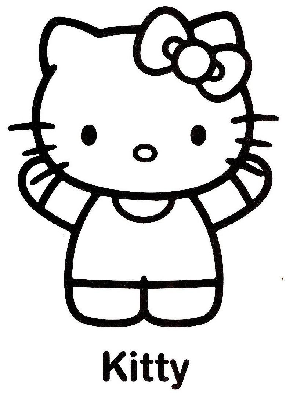 Coloriage Hello Kitty - 19 concernant Coloriage A Imprimer Hello Kitty