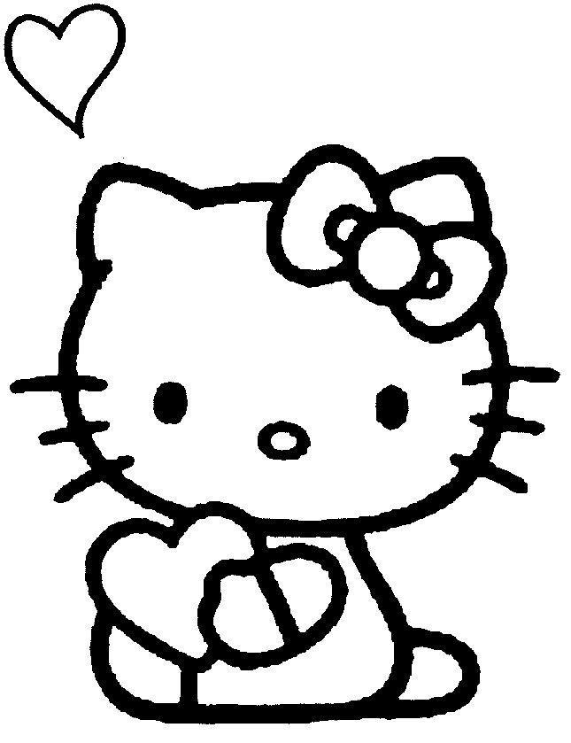 Coloriage Hello Kitty Et Pucca Gratuit À Imprimer à Coloriage Pucca