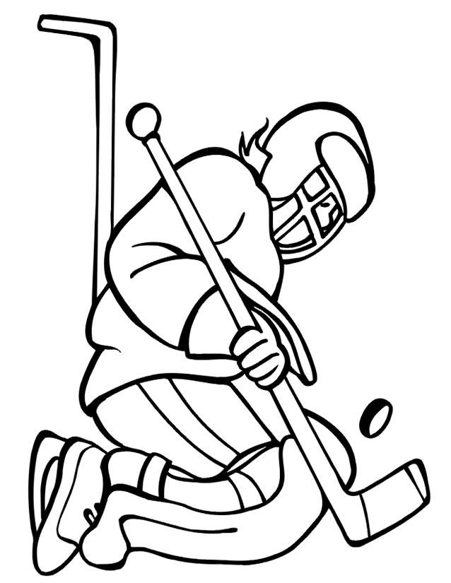 Coloriage Hockey À Imprimer Gratuitement encequiconcerne 25 Coloriage De Basketball A Imprimer Gratuit