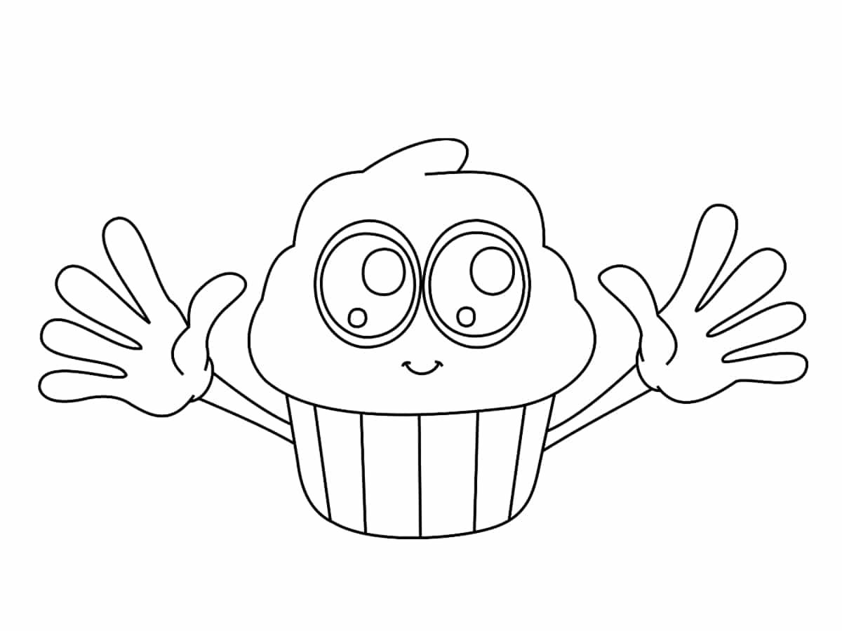 Coloriage Kawaii Nourriture : 15 Dessins À Imprimer dedans Coloriage Animaux Kawaii A Imprimer Gratuit