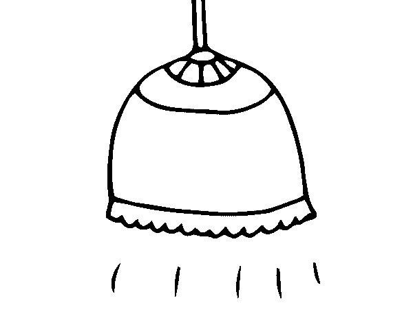 Coloriage Lampe De Salon Couleur Dessin Gratuit À Imprimer dedans Coloriage Lampe