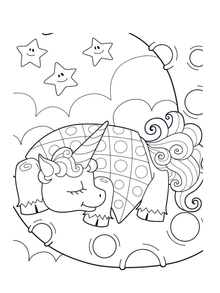 Coloriage Licornes Imprimer Sur Hugolescargot Com Avec encequiconcerne Coloriage A Imprimer Licorne