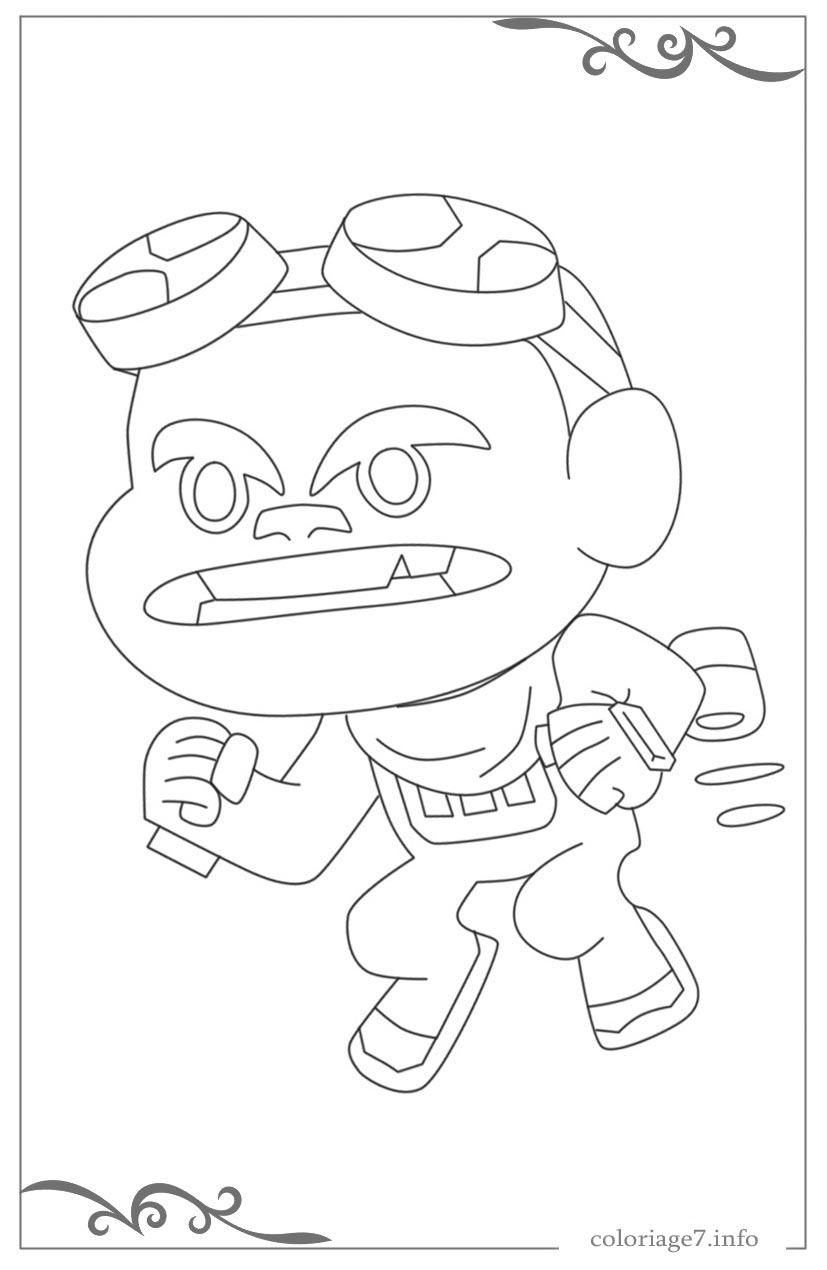 Coloriage Magique A Imprimer Teen Titan - Ohbq dedans Coloriage Siborge ? Imprimer