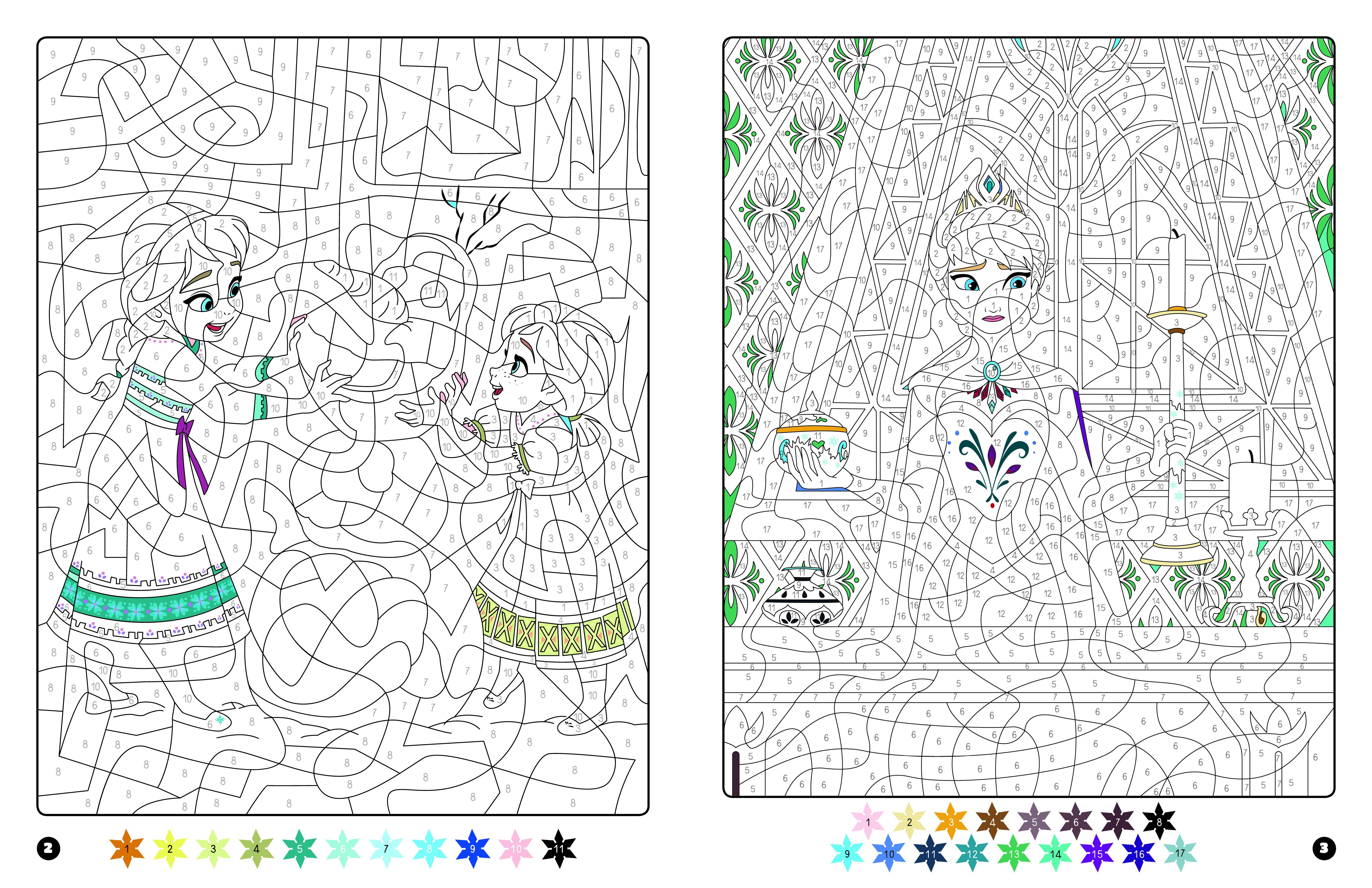 Coloriage Magique Ado A Imprimer à Coloriage Mystere Disney A Imprimer