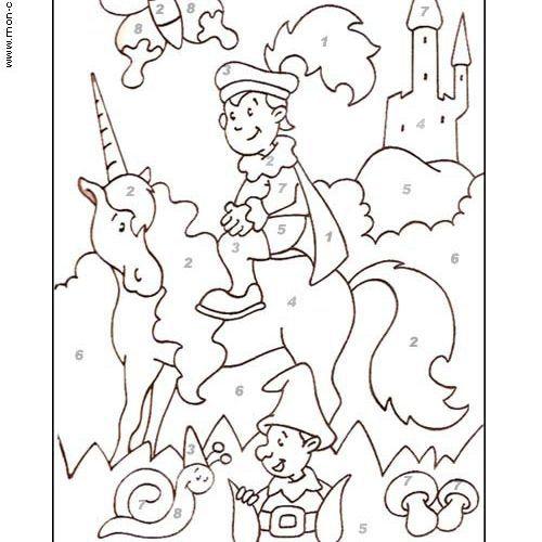Coloriage Magique Grande Section À Imprimer Coloriage avec Coloriage Chloé Magique