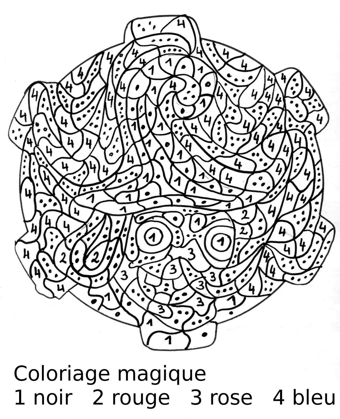 Coloriage Magique Halloween Imprimer | Goshowmeenergy avec Coloriage Magique A Imprimer