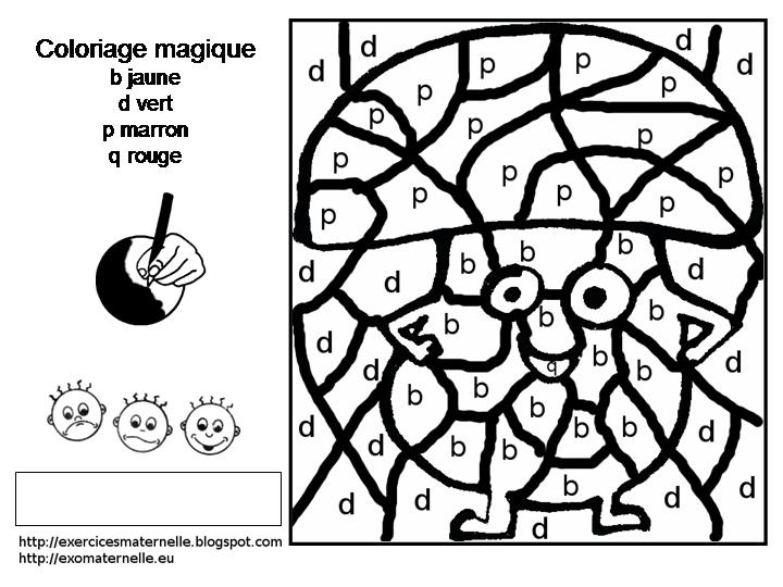 Coloriage Magique Maternelle Ferme destiné Coloriage Magique Grande Section Maternelle