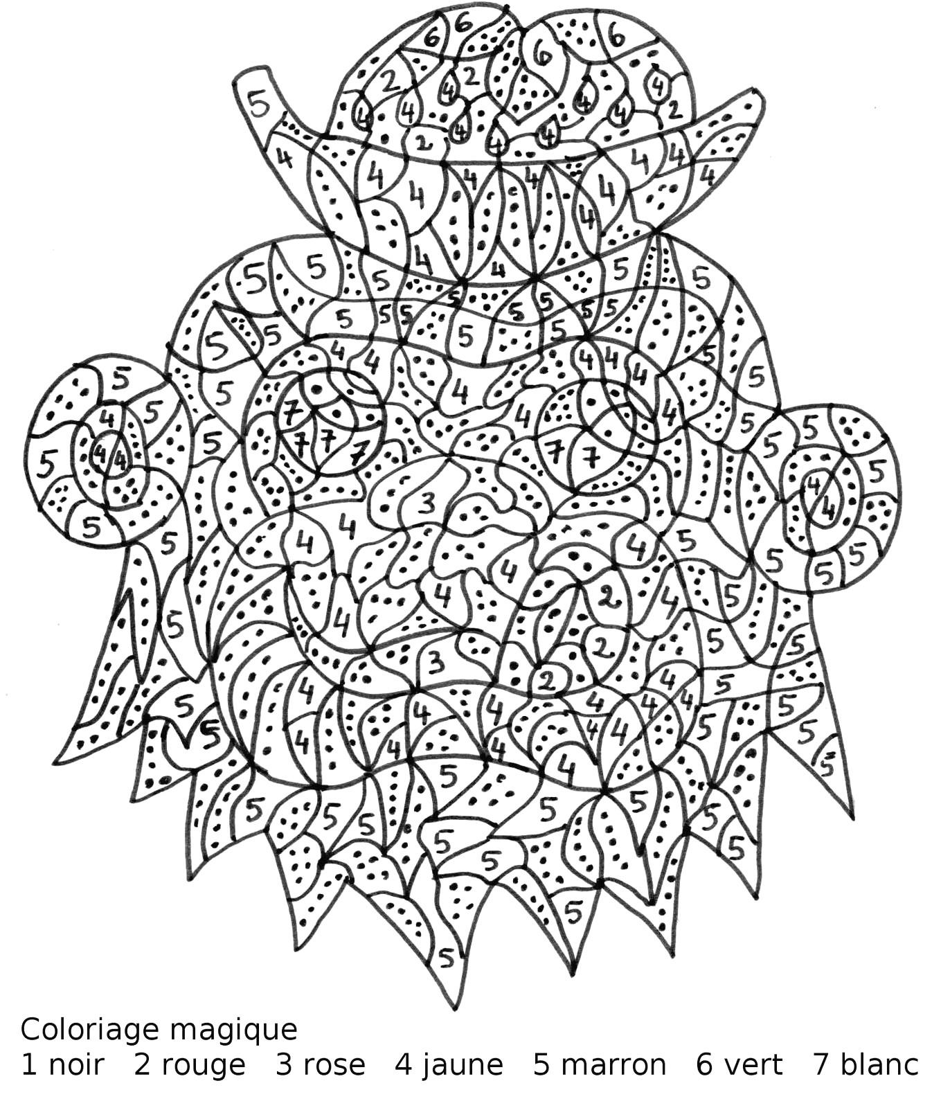 Coloriage Magique Maternelle Grande Section Best 25 intérieur Coloriage Magique Avec Addition A Imprimer