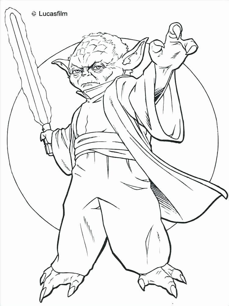 Coloriage Maitre Yoda Frais Dessin A Colorier Licorne A encequiconcerne Maitre Yoda Dessin