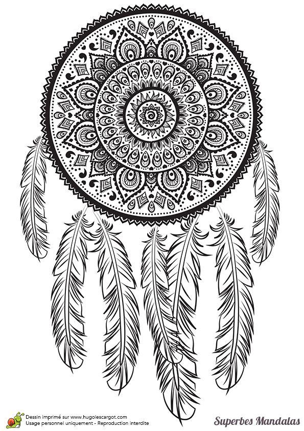 Coloriage-Mandala-Adulte-27 - Dessin De Mandala à Mandala A Dessiner